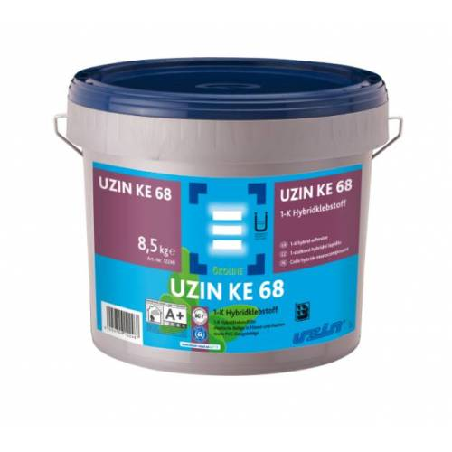 UZIN KE 68 1-K Hybridklebstoff 8.5 kg