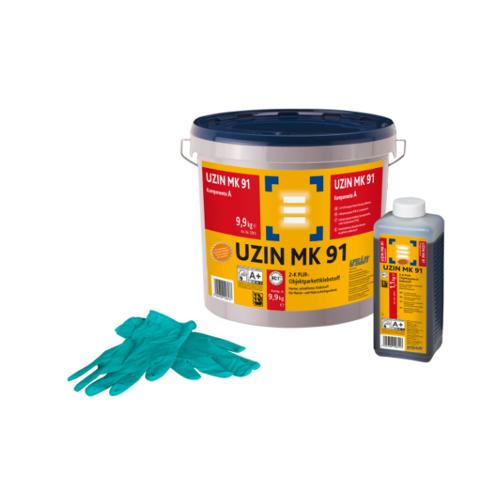UZIN MK 91 2-K PUR-Objektparkettklebstoff 11kg