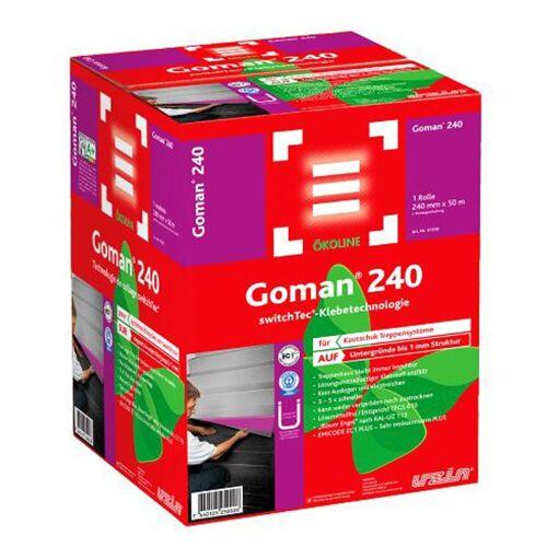 Uzin Goman 240 Spezial Sockelband für Treppensysteme 50m