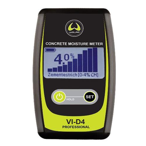 Wolff Feuchtigkeitsmessgerät V1-D4 Professional