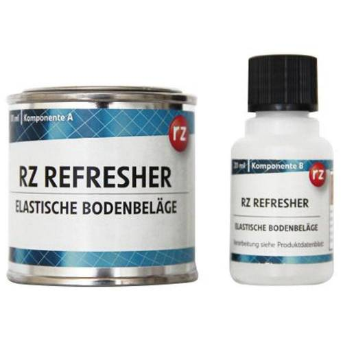 RZ Refresher Set - Kratzer aus Vinylboden entfernen