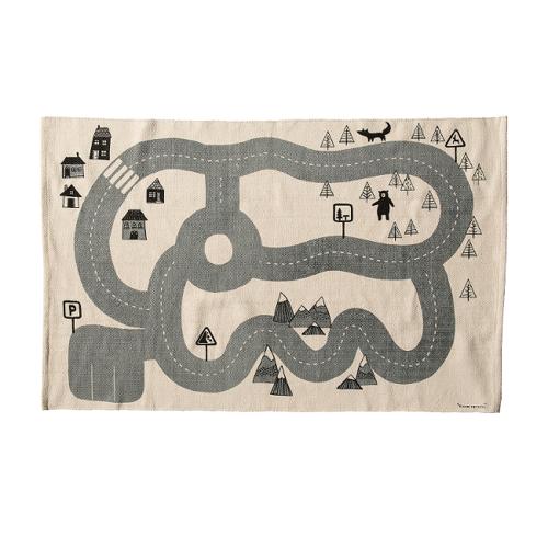 Bloomingville Kinder Spielteppich