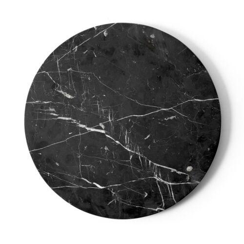 Menu Marmorplatte für Androgyne Beistelltisch