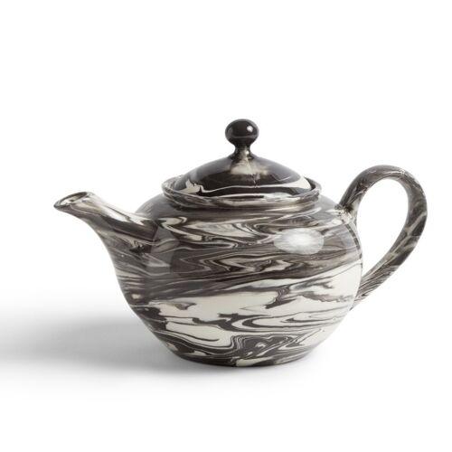 HAY Marmorierte Teekanne