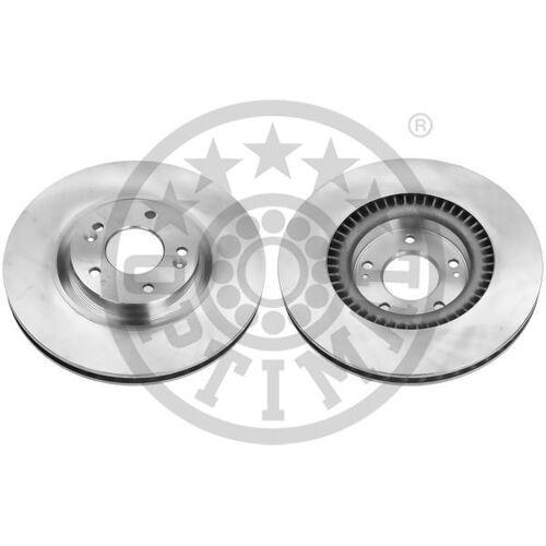 OPTIMA Bremsscheibe Vorderachse Optimal BS-9138HC OPTIMA