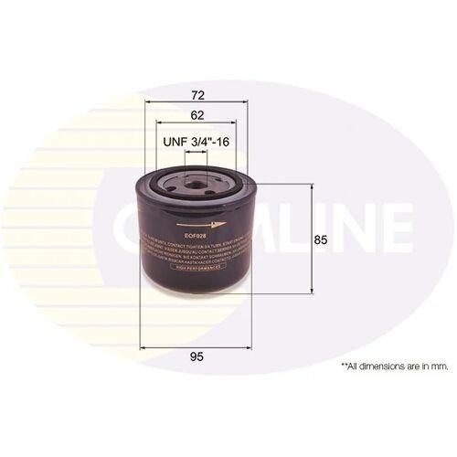 P 122 S AMAZON Ölfilter Comline EOF028 P 122 S AMAZON