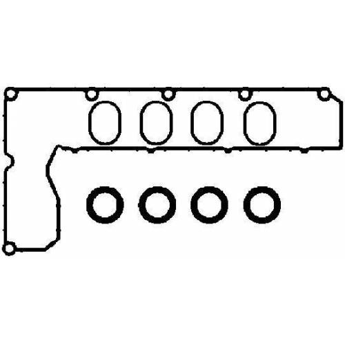 EXPERT Tepee (VF3X) Dichtung, Zylinderkopfhaube Corteco 440251P EXPERT Tepee (VF3X)