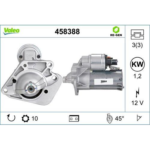 TALISMAN (L2M) Starter Valeo 458388 TALISMAN (L2M)