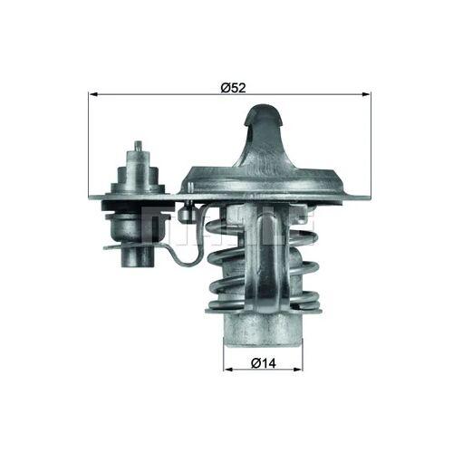 323 P V (BA) Thermostat, Kühlmittel Behr TX 76 88D 323 P V (BA)