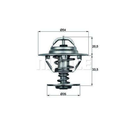 RX-7 I (SA) Thermostat, Kühlmittel Behr TX 8 88D RX-7 I (SA)