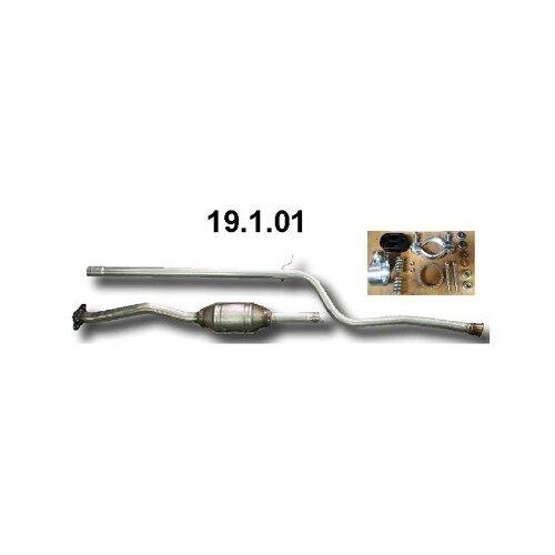 106 I (1A, 1C) Katalysator Eberspächer 19.1.01 106 I (1A, 1C)