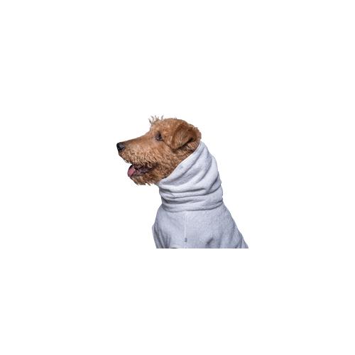 Dogius Bademantel  Hundebademantel GRAU X-Large