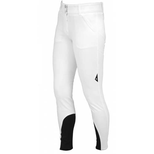 Equiline X-Shape Knee Grip Reithose Damen , , ,  weiß