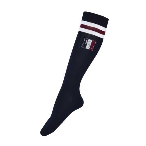 Kingsland Classic Knee Socks Coolmax unisex , , ,  navy
