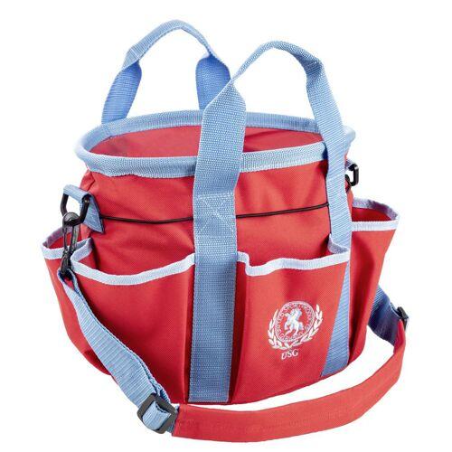 USG Putztasche groß  rot/blau