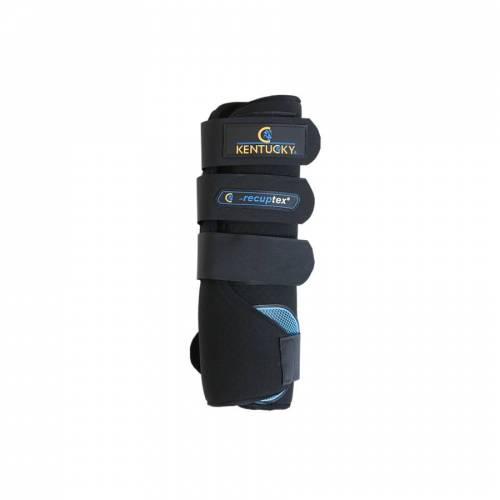 Kentucky Horsewear Magnetic Ersatzpad für Stallgamaschen ,  schwarz