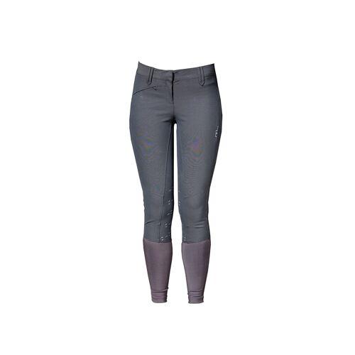 Horseware Platinum Silicon Reithose Damen Knee , ,  charcoal