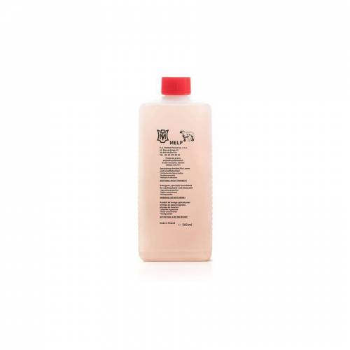 Mattes Melp Waschmittel Lammfell  Leder 500 ml