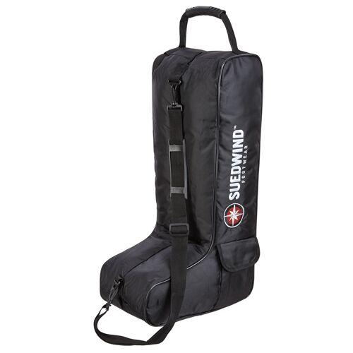 Suedwind Boot Bag Tall  schwarz