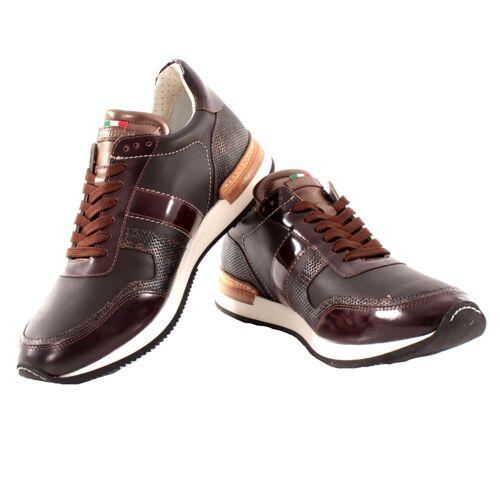 DeNiro Viceversa Sneaker , , , , , , , , , , , , ,  coffee