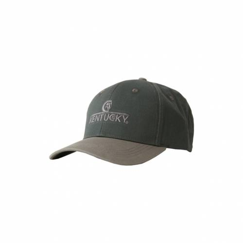 Kentucky Horsewear Base-Cap  grün
