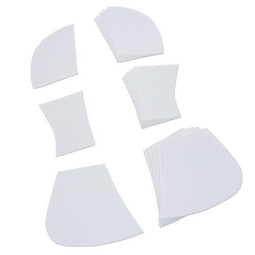 CHRIST Polyfilz Ersatzpads für Pad 5162  Polyfilz