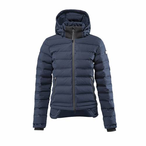 Equiline Thermojacke Damen  blue