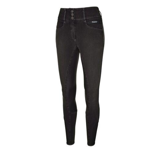 Pikeur Candela 3/4-Grip Jeans Reithose Damen  black