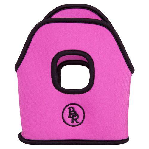 BR Steigbügelhüllen Neopren  pink
