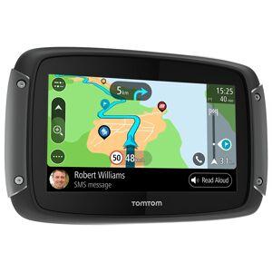 TomTom Navigationsgerät RIDER 550 World PREMIUM PACK Motorrad-Navi 4,3 Zoll mit