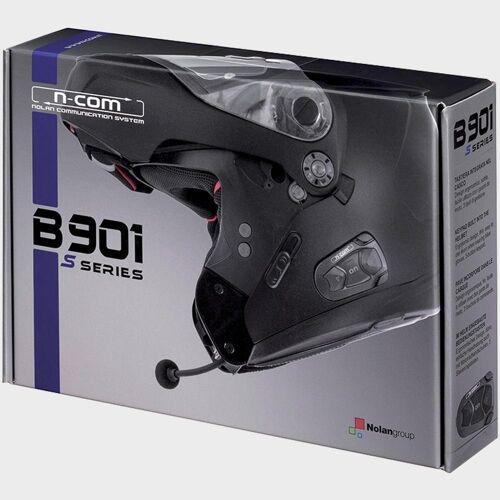 Nolan N-COM Headset B901 S für Nolan N91/ N90-2 und Grex Helme G9.1 EVOLVE / G4.2 PRO