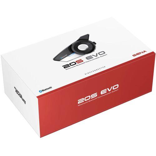 Sena Headset 20S Evo Einzelset mit 40 mm Lautsprechern