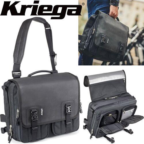 Kriega Umhängetasche URBAN-EDC 18 Liter extrem robuster Messenger Bag mit vielen