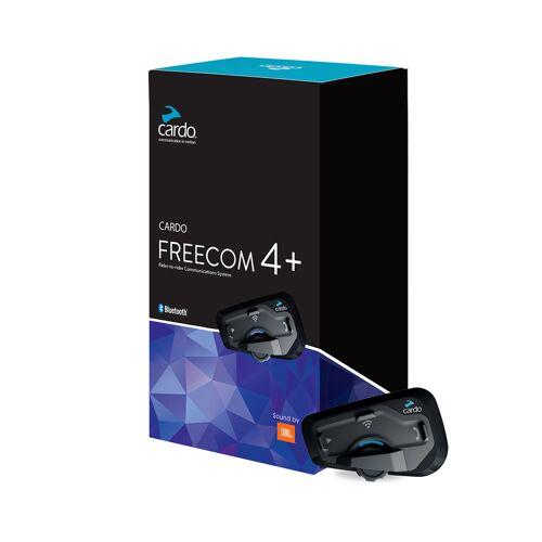 Cardo Headset Freecom 4+ Einzelset mit JBL Sound