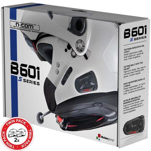 Nolan Headset B601 S N-COM Doppelset für Nolan N91 / N90-2 Grex G9.1 Evolve/G4.2