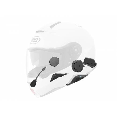 Shoei SRL 2 Motorrad-Headset für Helme GT-Air II 2 J-Cruise II 2 und Neotec II 2