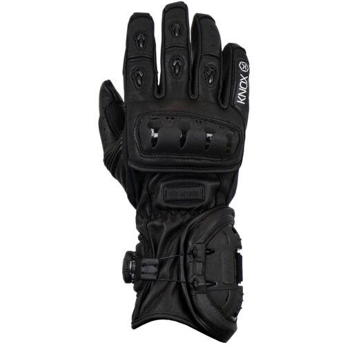 Knox Motorradhandschuhe NEXOS schwarz Gr. XXL