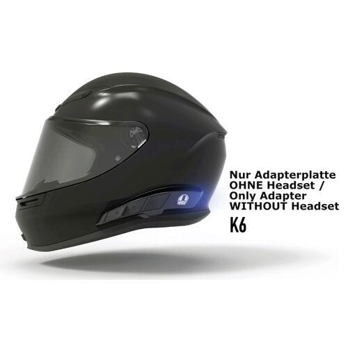 AGV Intercom Adapter zur Verbindung von Headset ARK mit Helm K6 Gr. ML-L