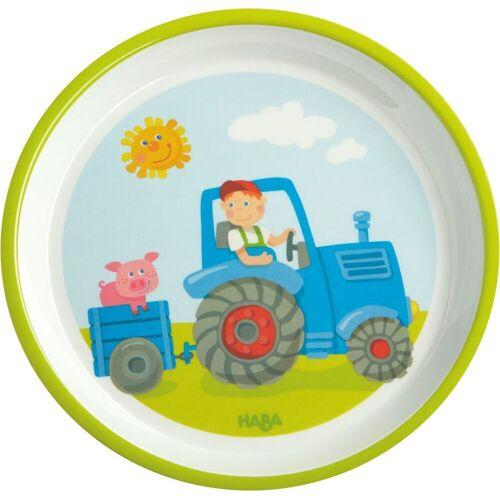 HABA - Teller Traktor