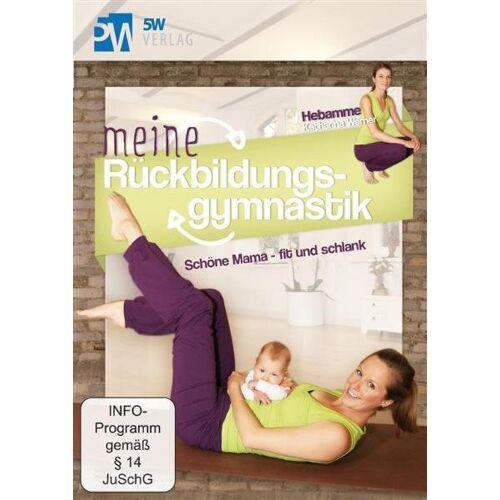 5W Verlag Meine Rückbildungsgymnastik 1 DVD