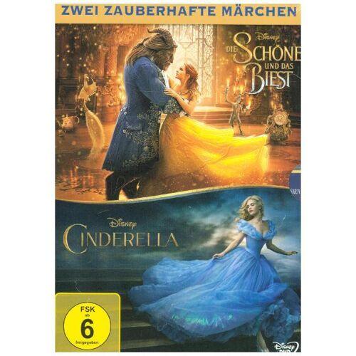 Disney Die Schöne und das Biest & Cinderella