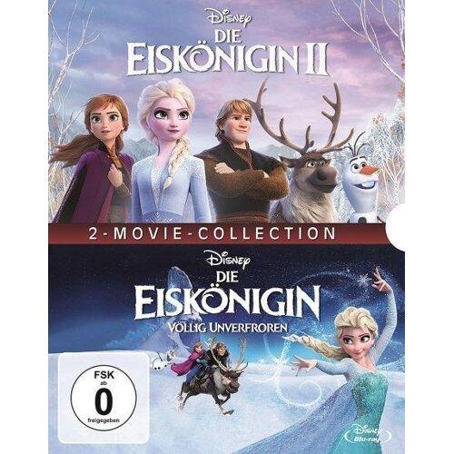 Disney Die Eiskönigin 1+2