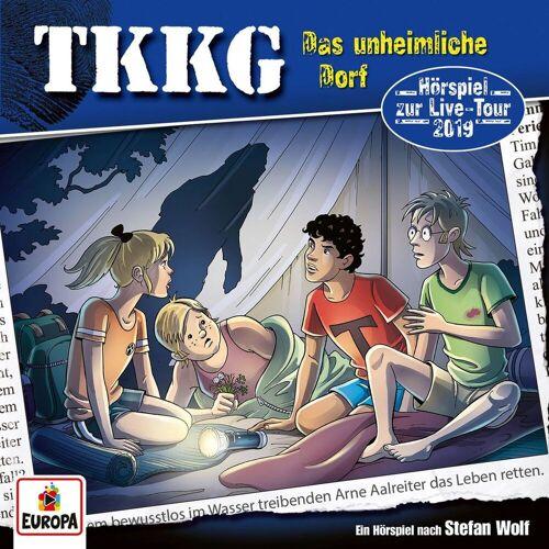 Sony TKKG 213. Das unheimliche Dorf