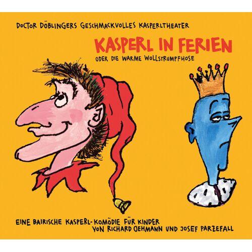 Kunstmann Antje GmbH Kasperl in Ferien