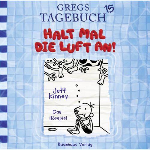 Lübbe Audio Gregs Tagebuch 15 - Halt mal die Luft an!