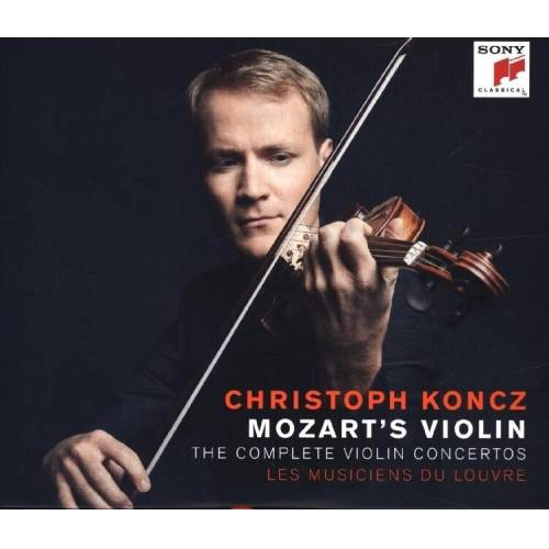 Sony Mozart's Violin - The Complete Violin Concertos