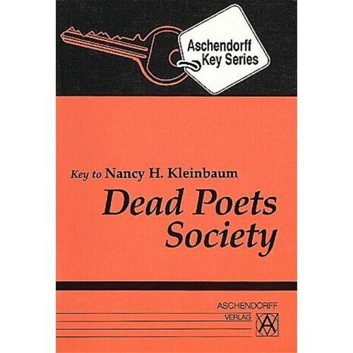 Aschendorff Verlag Dead Poets Society