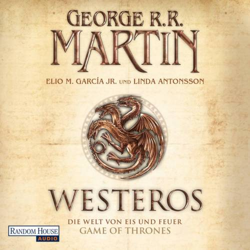 Random House Audio Westeros