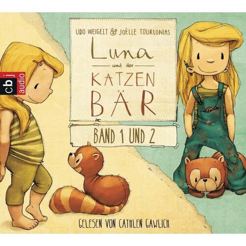 cbj audio Luna und der Katzenbär Band 1 & 2