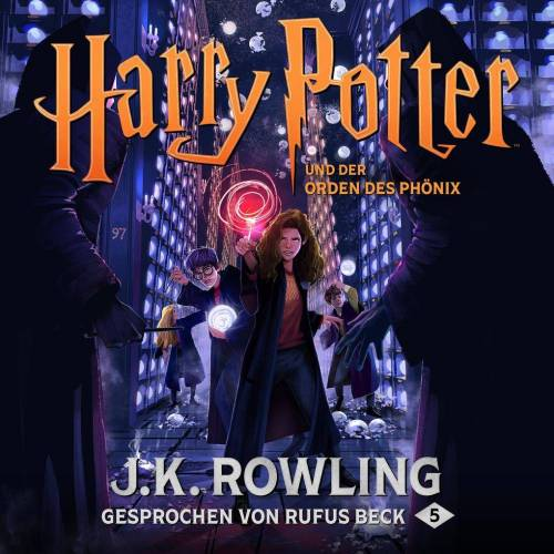 Pottermore Publishing Harry Potter und der Orden des Phönix